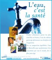S E M  société des eaux de Marseille  l'eau c'est la santé